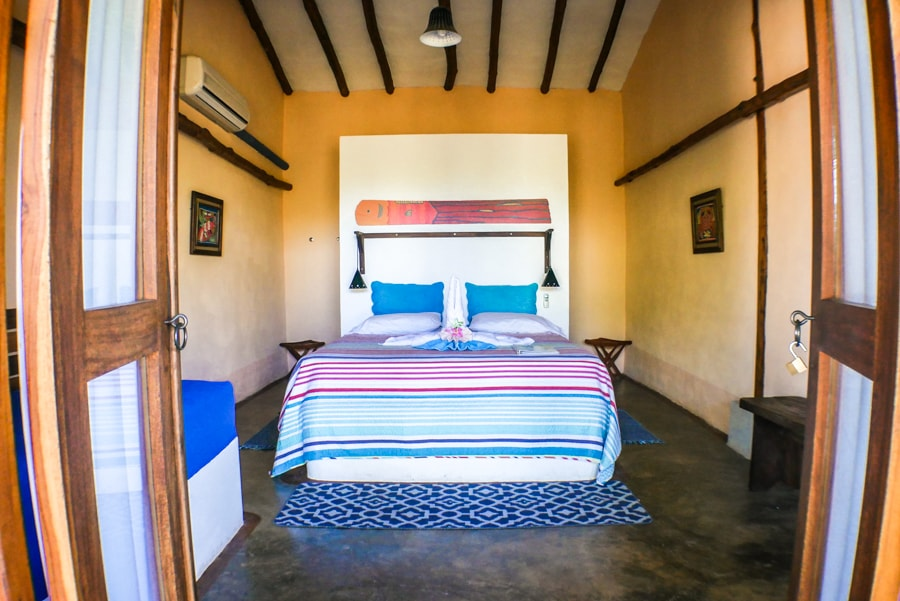 king room casa lajagua pedasi