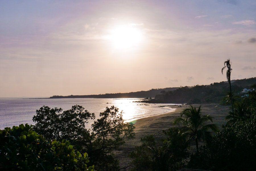 playa destiladeros panama