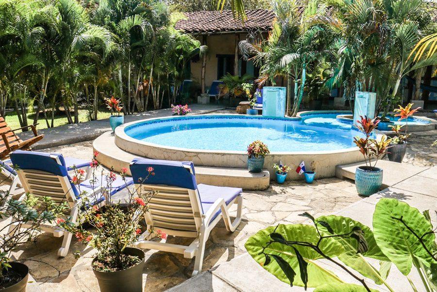 pool casa lajagua panamas azuero peninsula