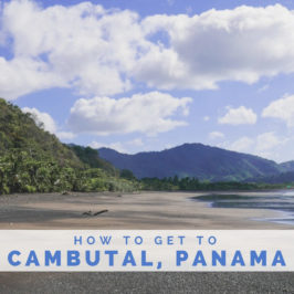 How to Get to Cambutal, Panama by Bus
