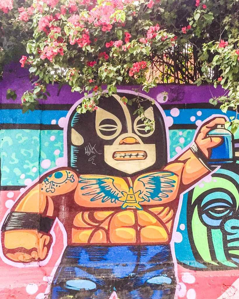 street art roma mexico city travel