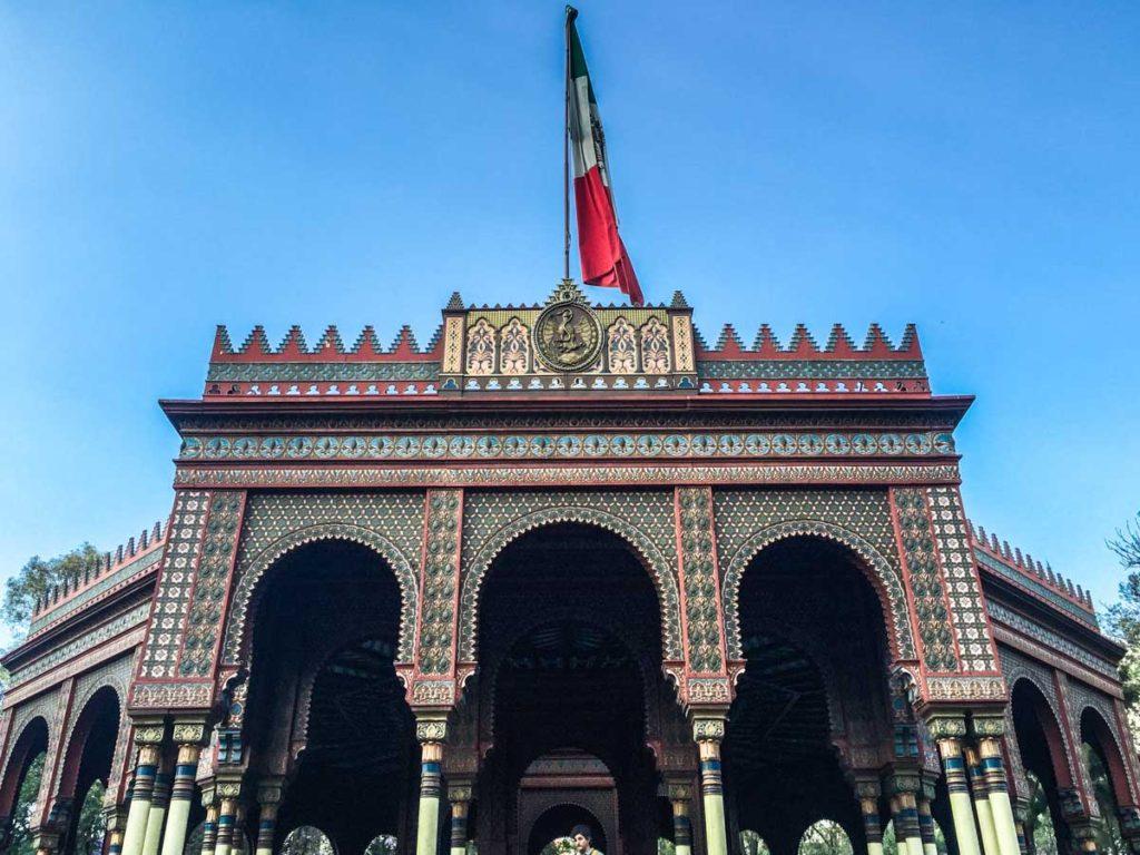 santa maria la ribera mexico city