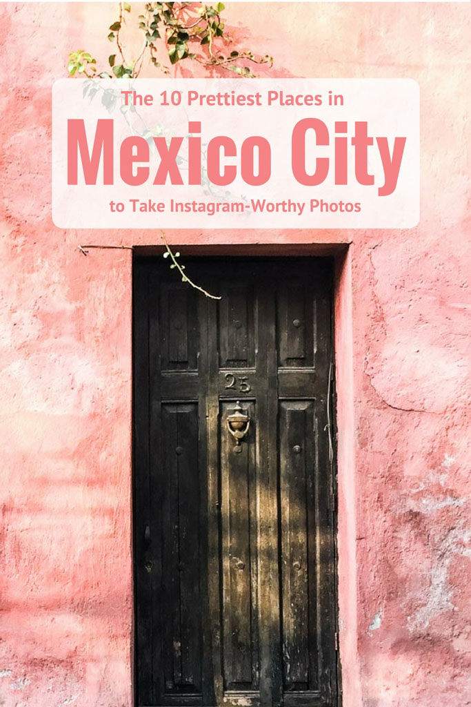 best places to take pictures mexico city