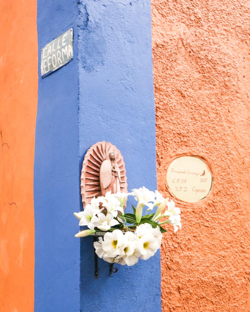 corner coyoacan mexico city best places to take photos