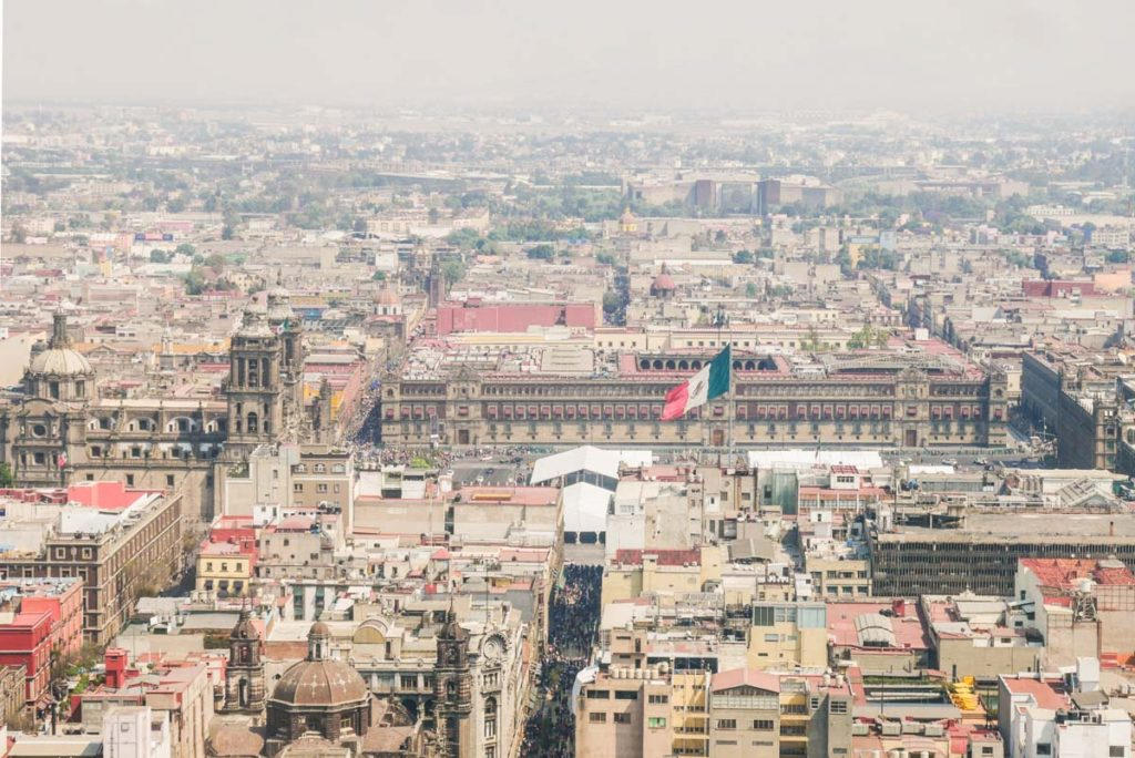 best places in mexico city to take photos