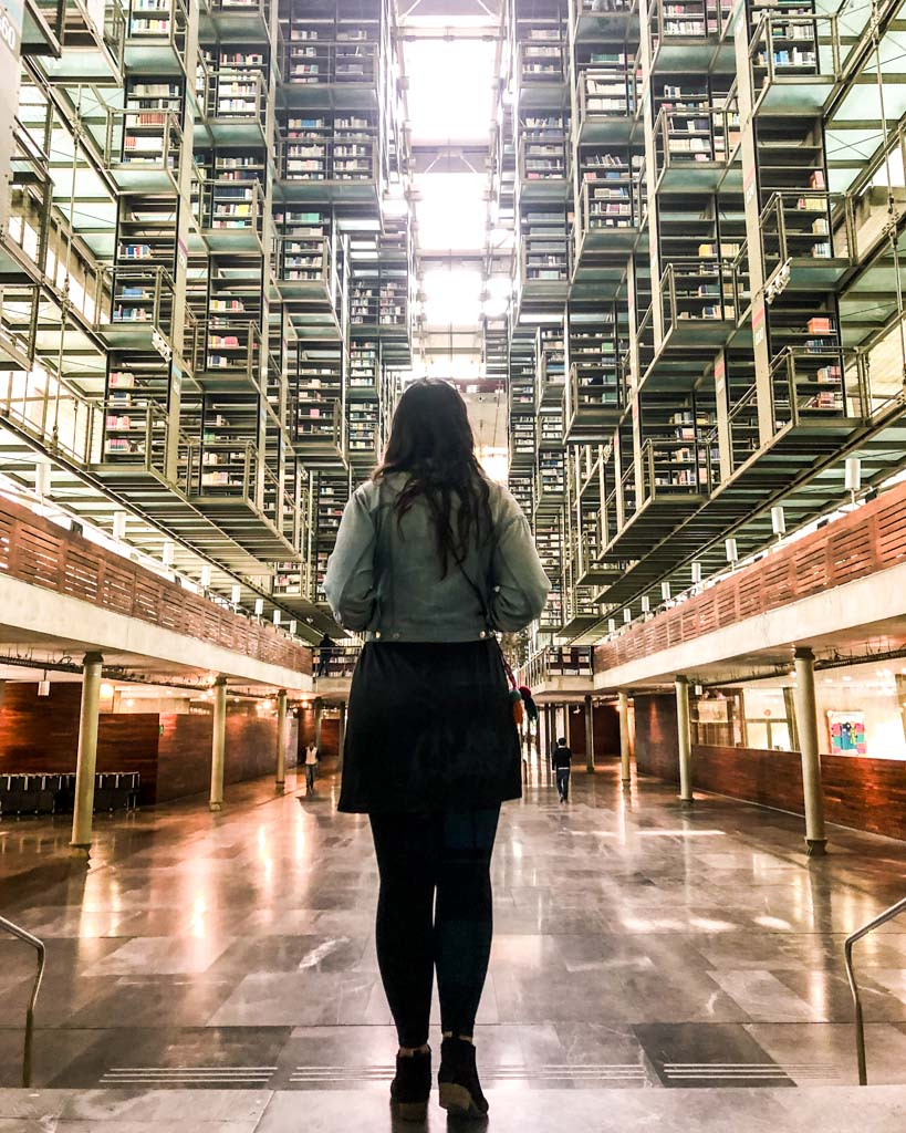 instagram mexico city biblioteca vasconcelos