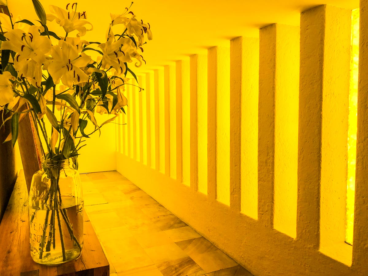 mexico city instagram casa gilardi barragan