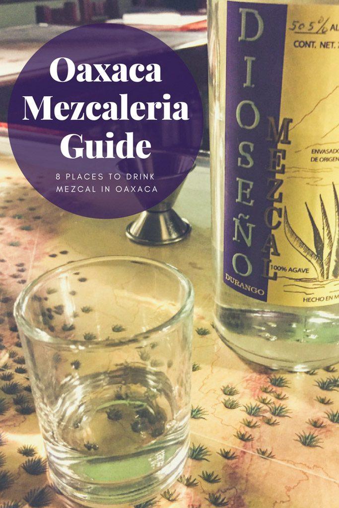 oaxaca mezcaleria guide 2