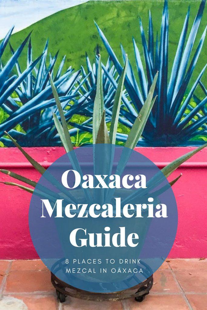 oaxaca mezcaleria guide 1