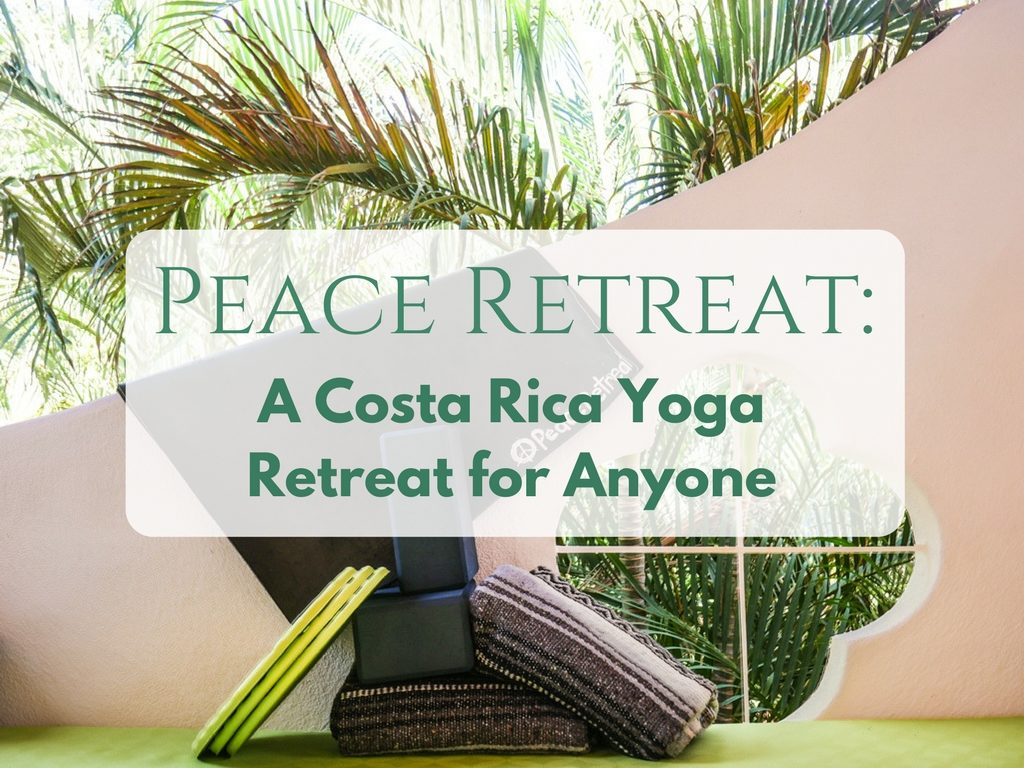 costa rica yoga retreat peace retreat
