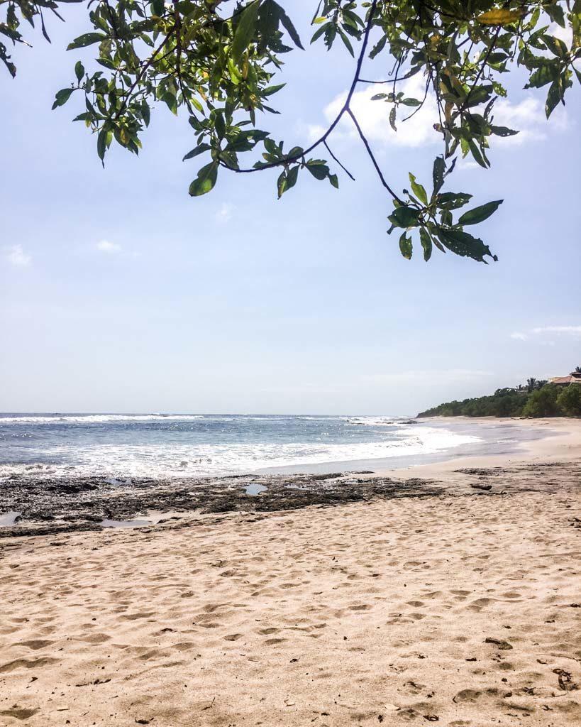 playa negra costa rica yoga