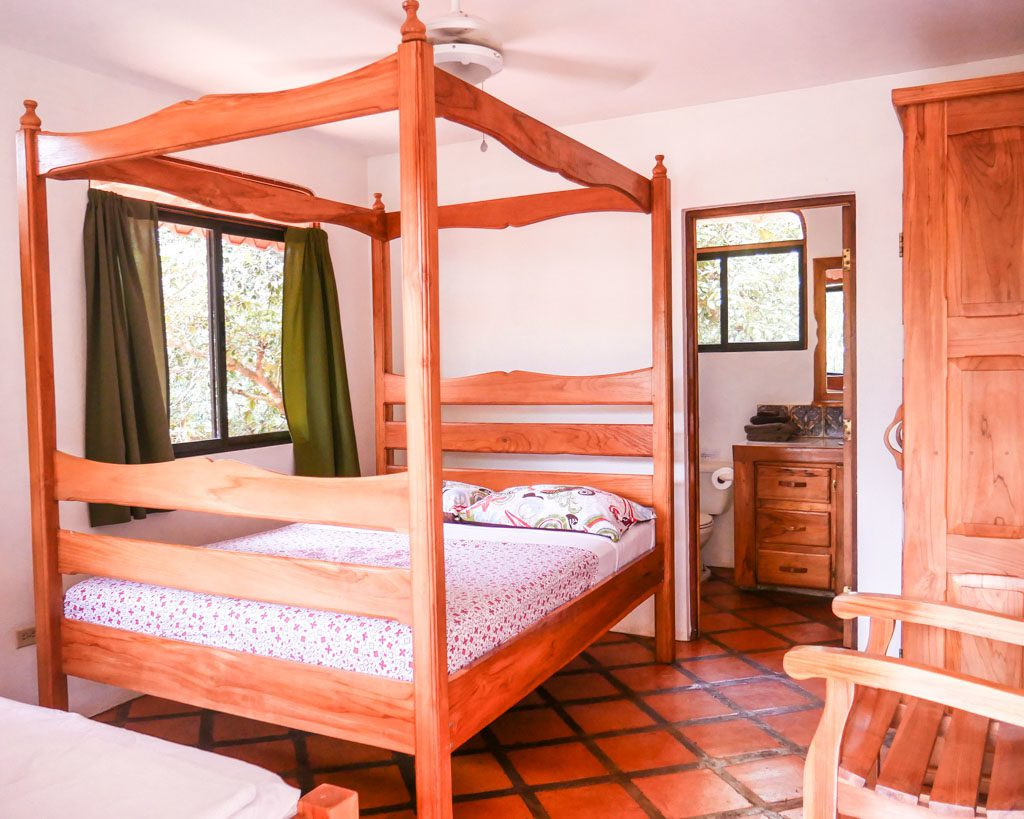 yoga retreat costa rica accommodation