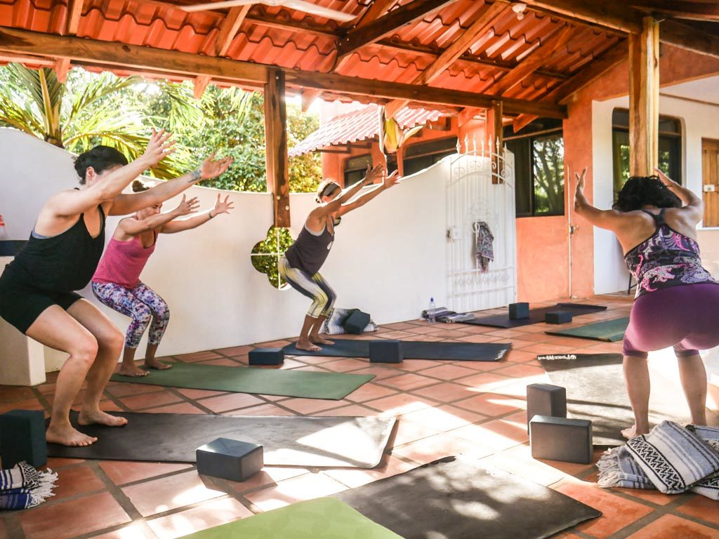 yoga class costa rica yoga retreat