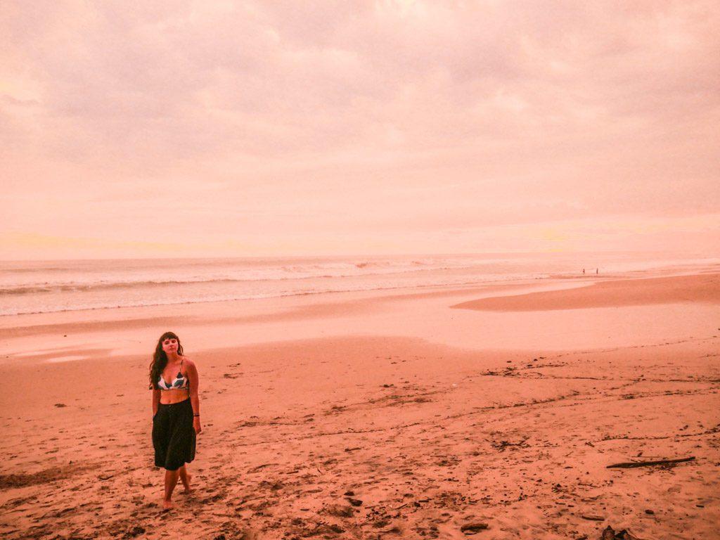 santa teresa hotel beach costa rica