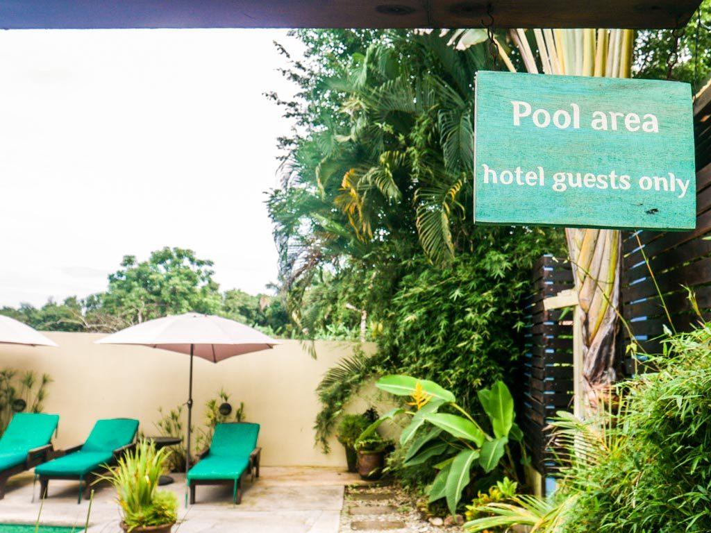 nautilus boutique hotel pool