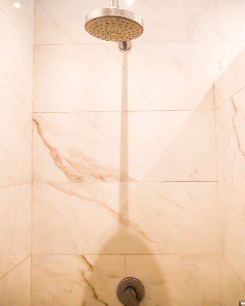 shower nautilus boutique hotel