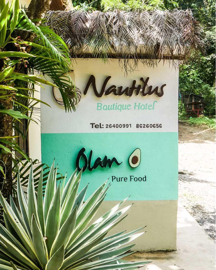 nautilus boutique hotel costa rica
