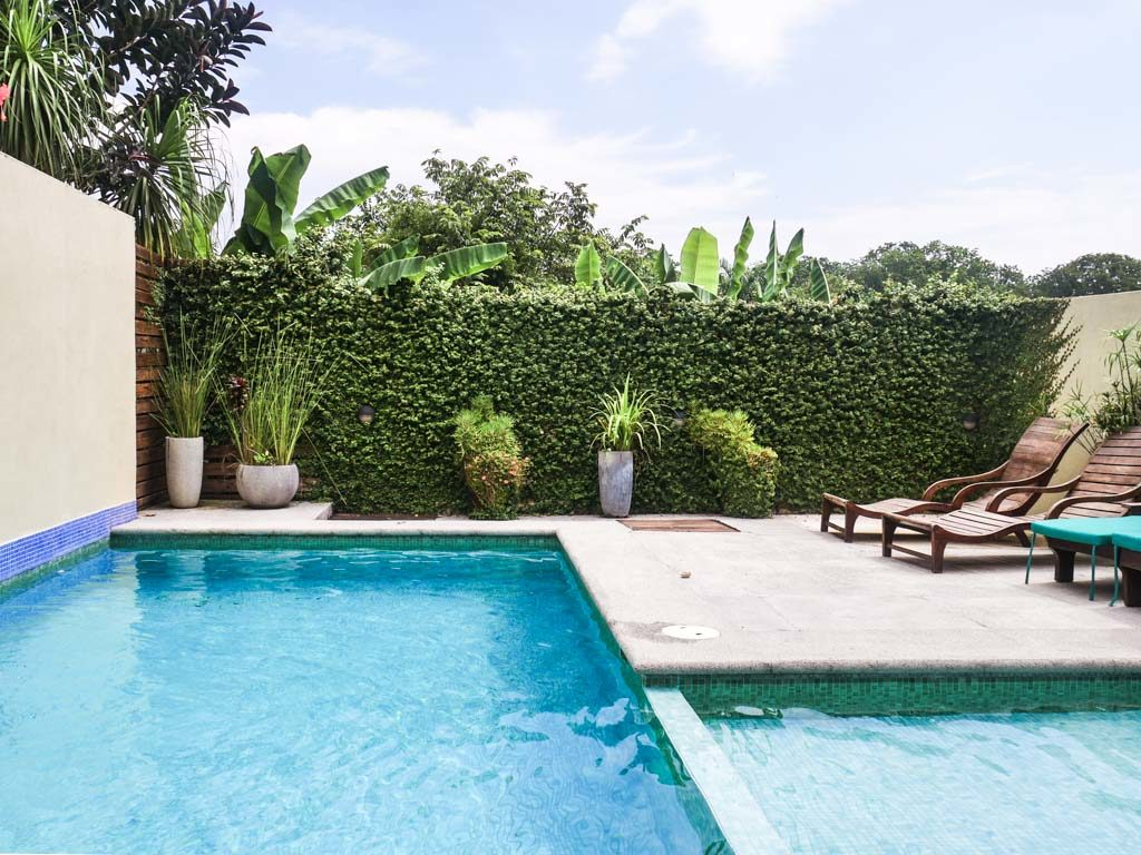 santa teresa hotel pool