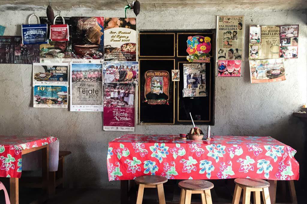 tejate restaurant