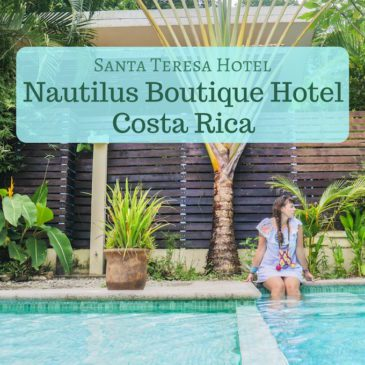 Santa Teresa Hotel: Review of Nautilus Boutique Hotel, Costa Rica