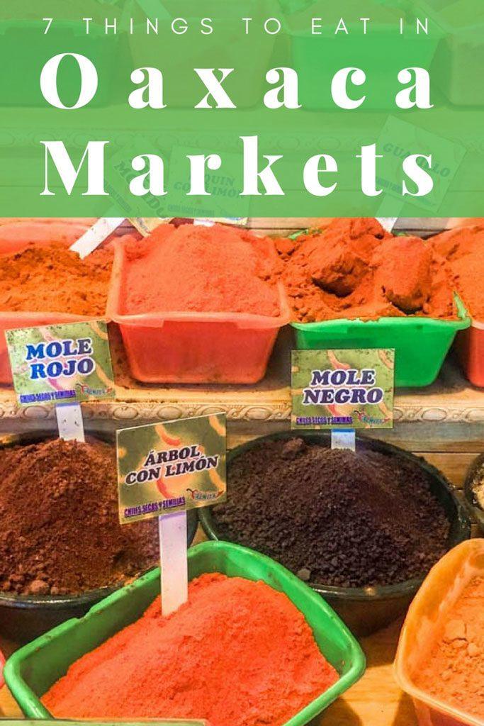 pinterest oaxaca markets