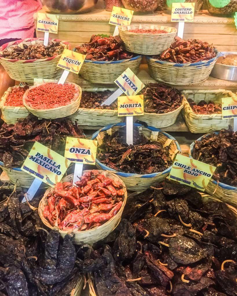 mercado benito juarez 20 de noviembre