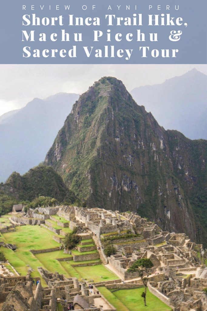 pinterest short inca trail hike