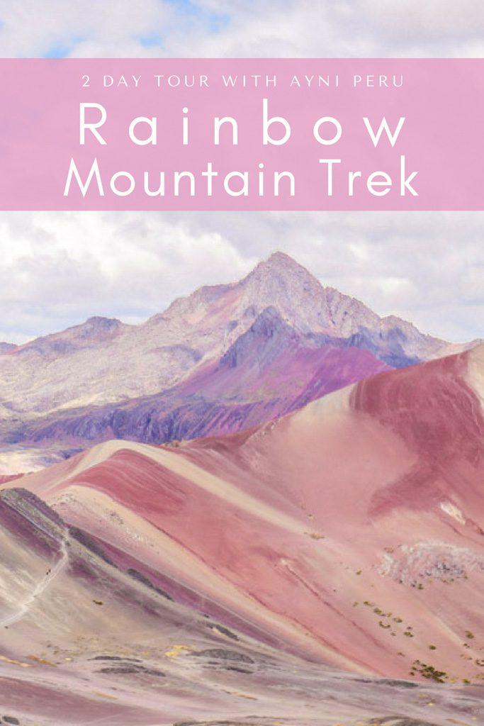 Copy of Rainbow Mountain Trek Ayni Peru copyLR