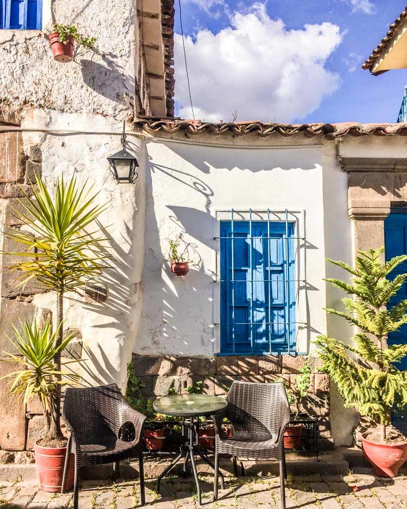 san blas neighborhood cusco