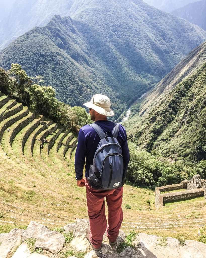tour guide inca trail hike