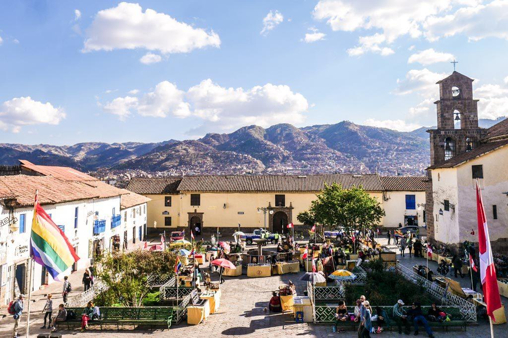 what to do in cusco san blas cusco