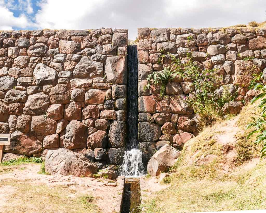 tipon water ways what to do in cusco