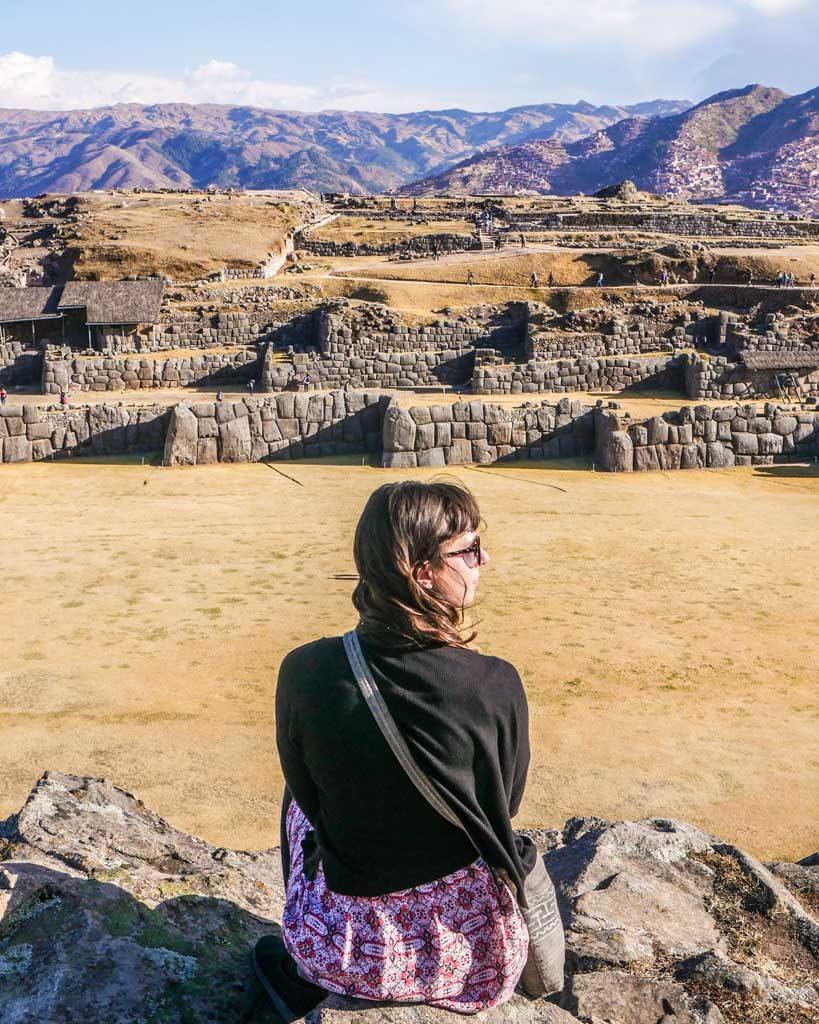 photos of cusco sacsayhuaman
