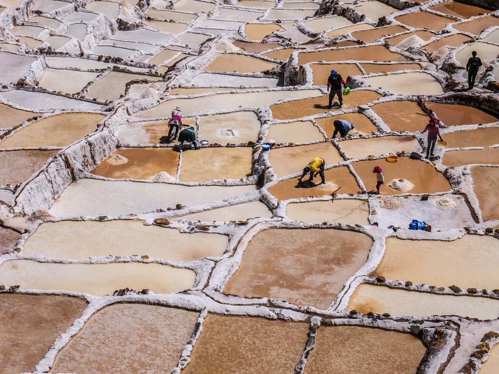 cusco moray salt pools salineras