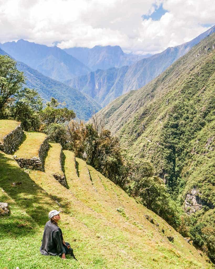 wiñay wayna short inca trail hike