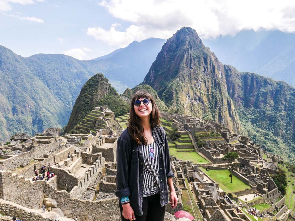 machu picchu visit short inca trail hike