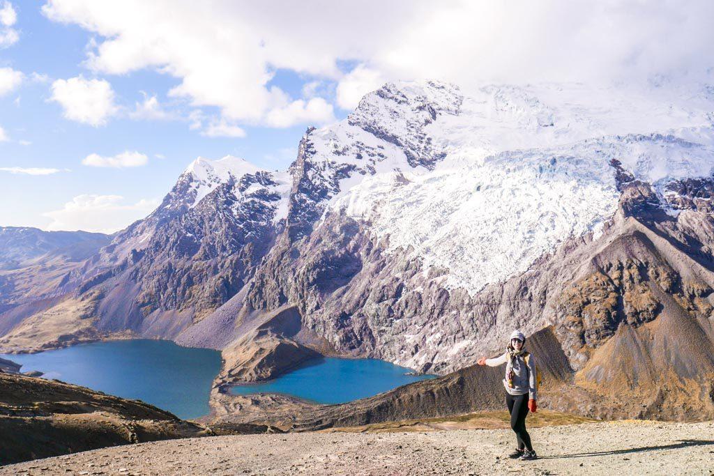 ausangate mountain hike