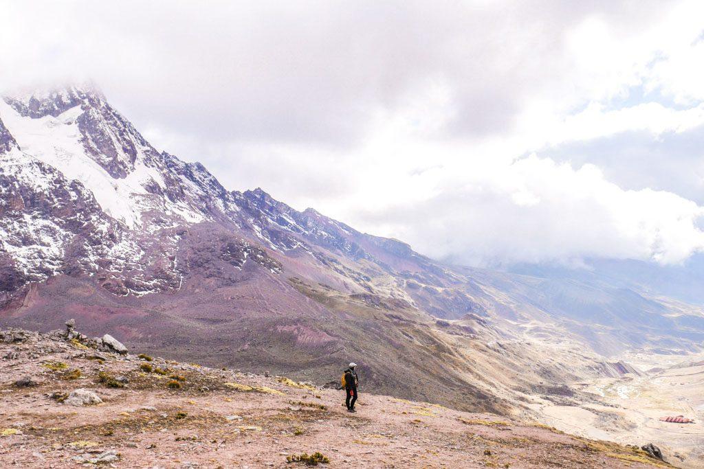 hiking ausangate mountains
