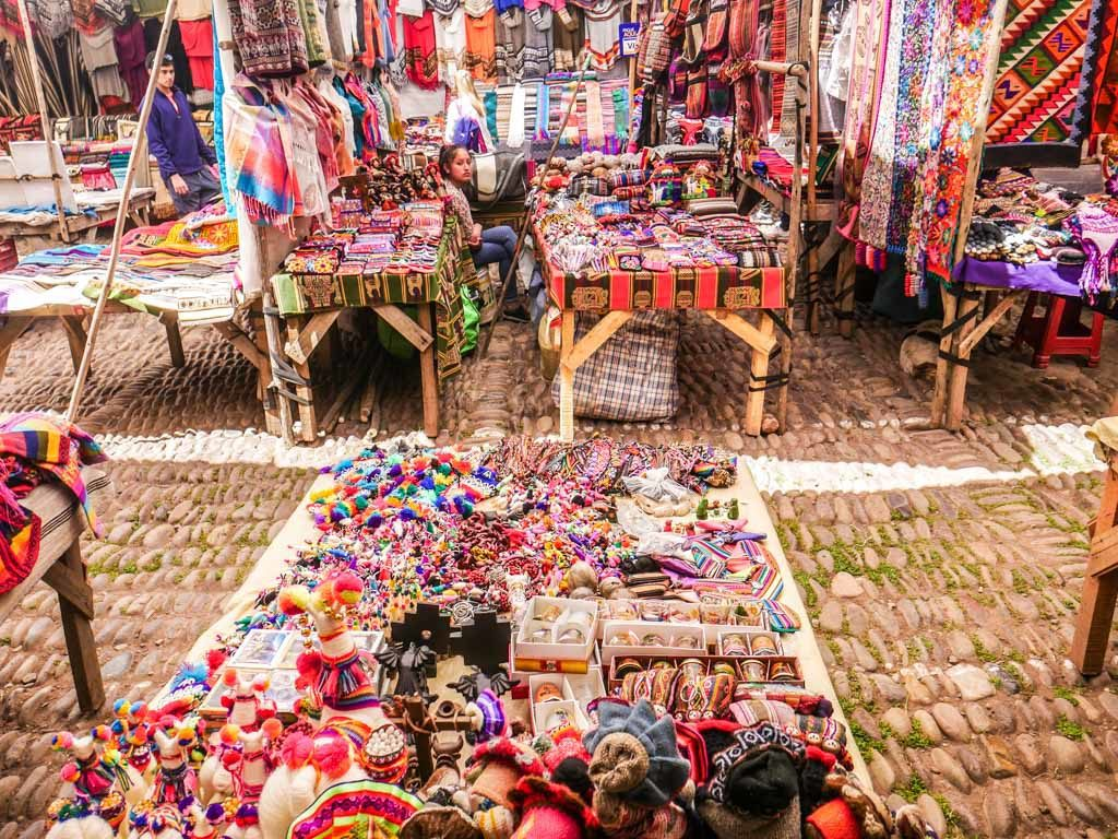 pisac market what to do in cusco