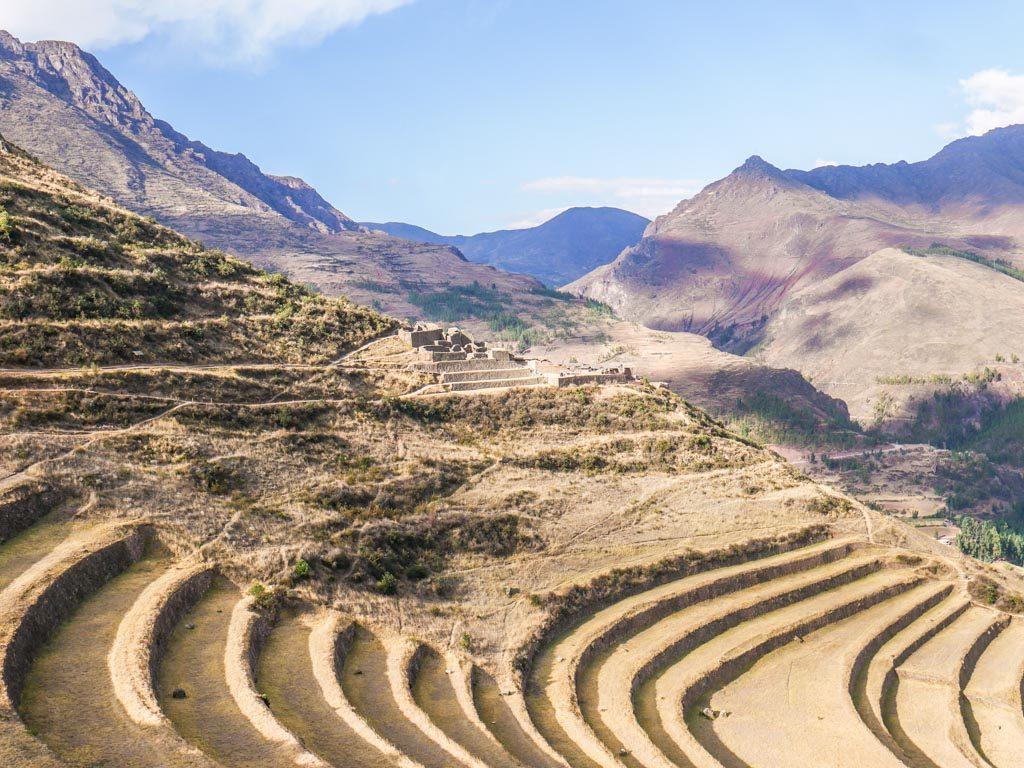 pisac ruins photos of cusco