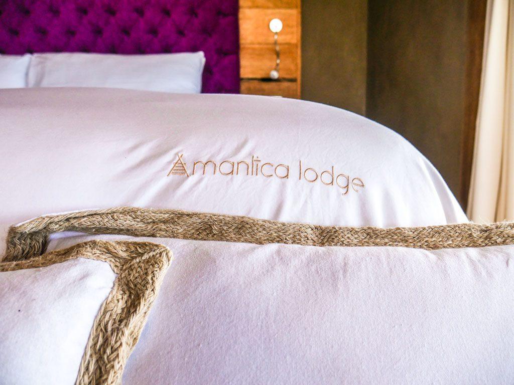 amantica hotel bed
