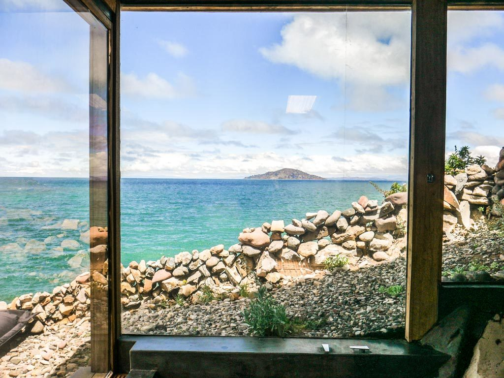 hotel lake titicaca luxury