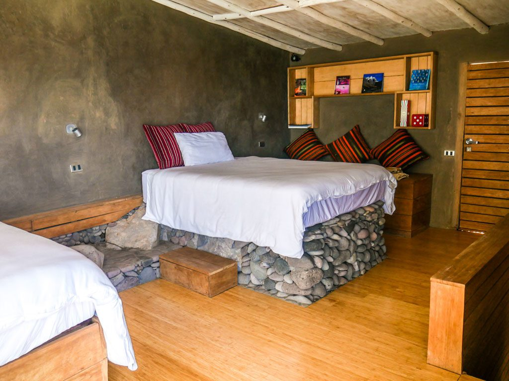2 bedrooms hotel lake titicaca