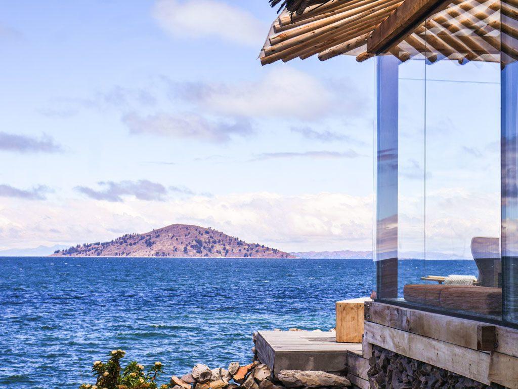 amantani lake titicaca hotel