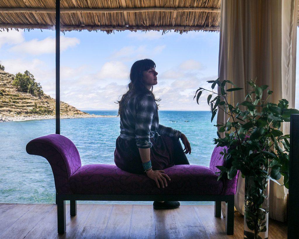luxury hotel lake titicaca