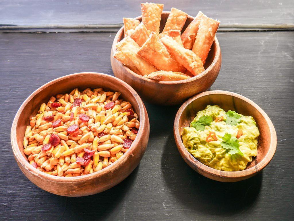 hotel lake titicaca meals