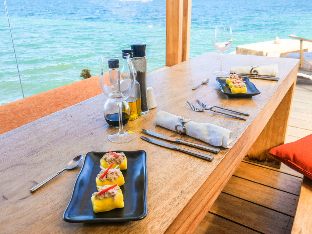 lake titicaca hotel gourmet food