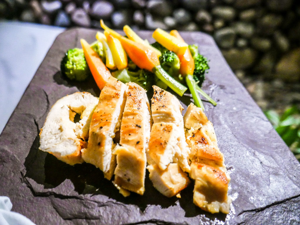 lake titicaca dinner