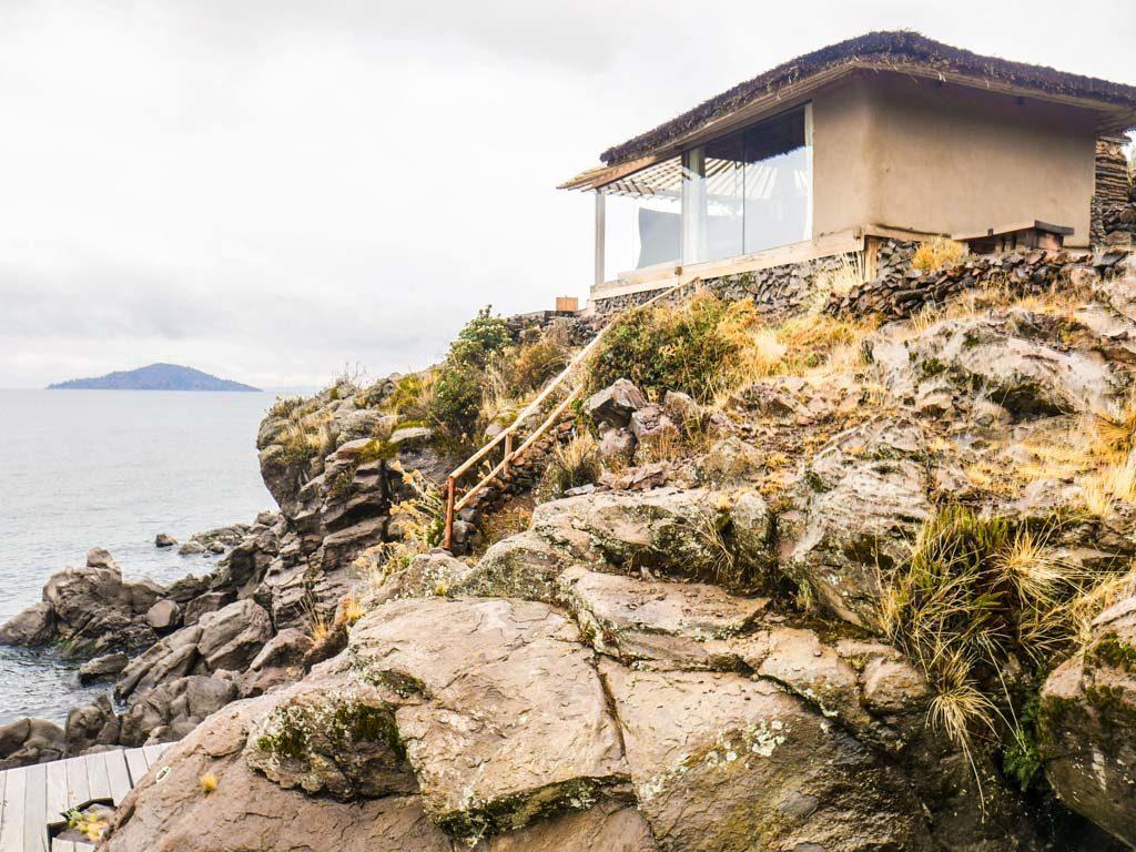 lake titicaca hotel amantani