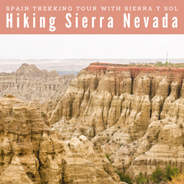 Hiking Sierra Nevada Mountains: Spain Trekking Tour with Sierra y Sol
